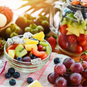 IQF Fruits, Berries & Vegetable