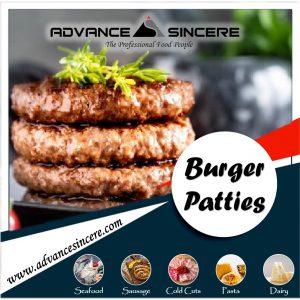 All Burger Patties