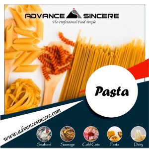 All Pasta Ranges