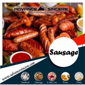 All Sausages Products